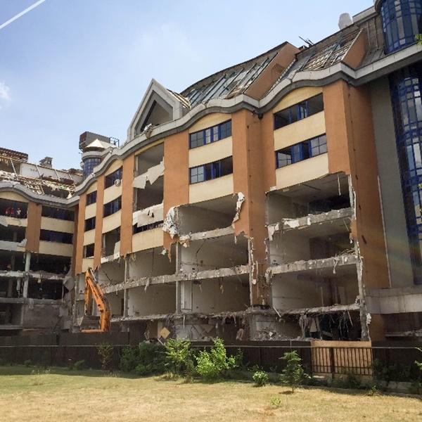 179 szobás szálloda