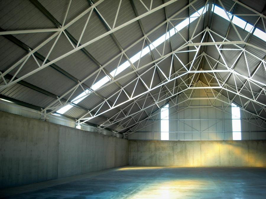 Takarmánytároló épület - Orosháza