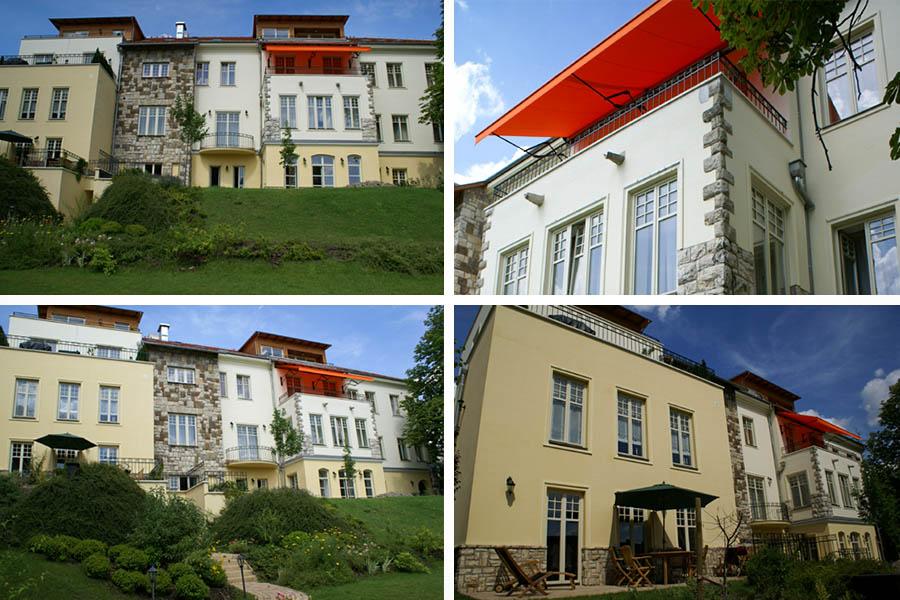 Társasház - teljes felújítás Budapest