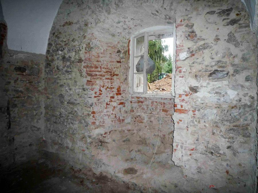 Kolostor rekonstrukció