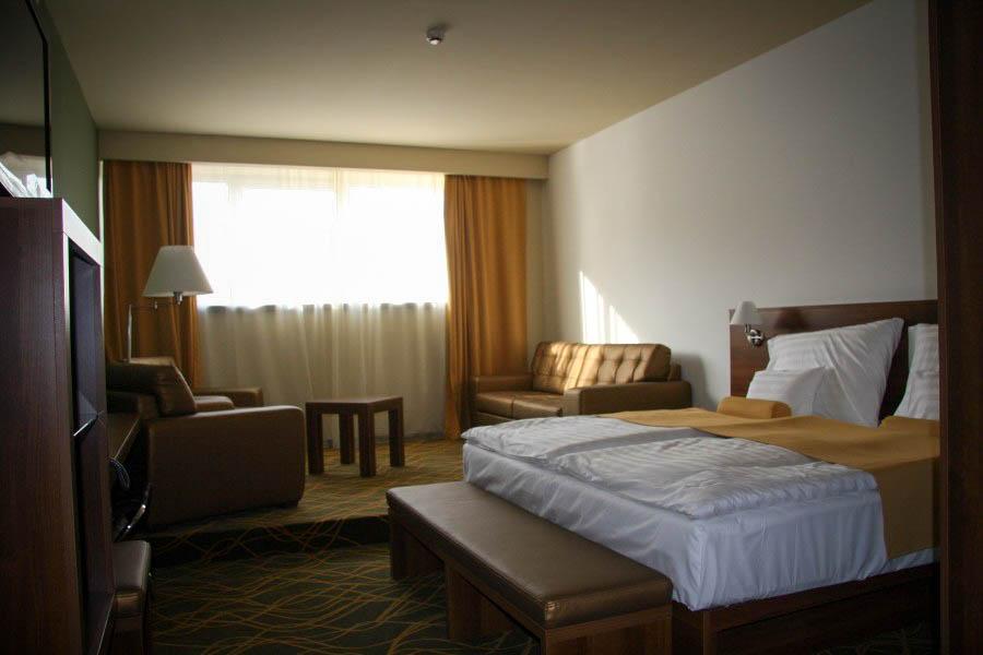 Hotel MIRAGE Hévíz