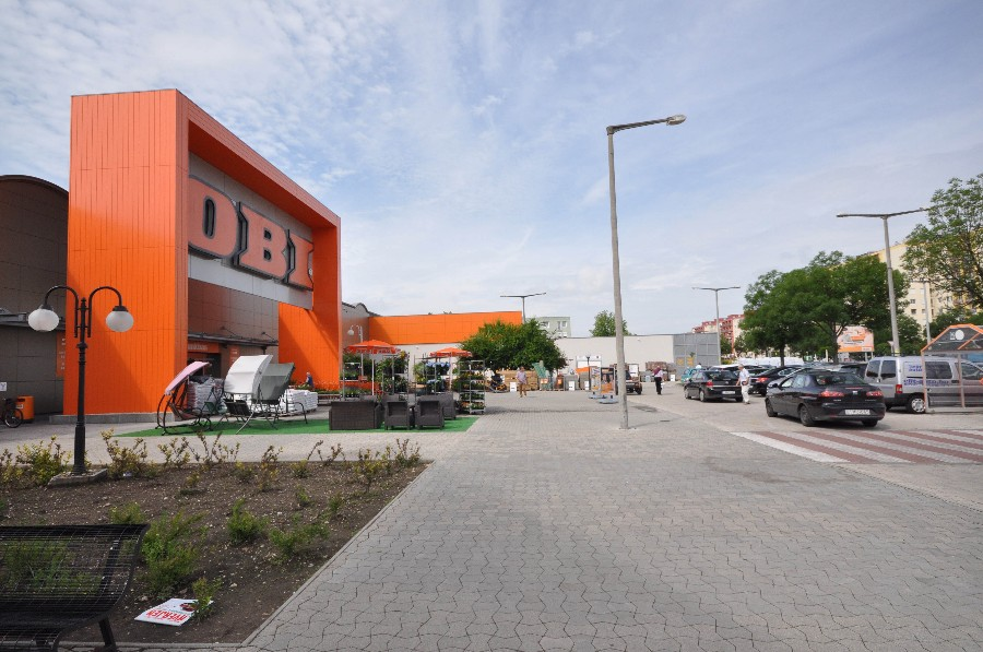 OBI áruház - Székesfehérvár
