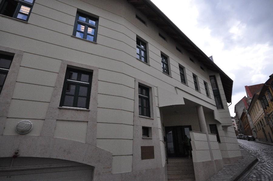 Budai Irodaház - átépítés