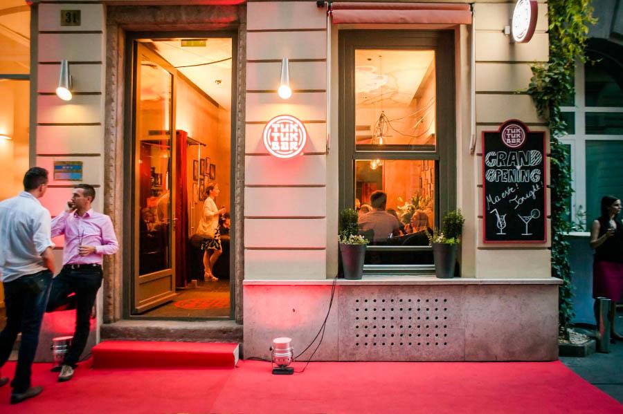 Casati Hotel Budapest - Tuk Tuk Bár